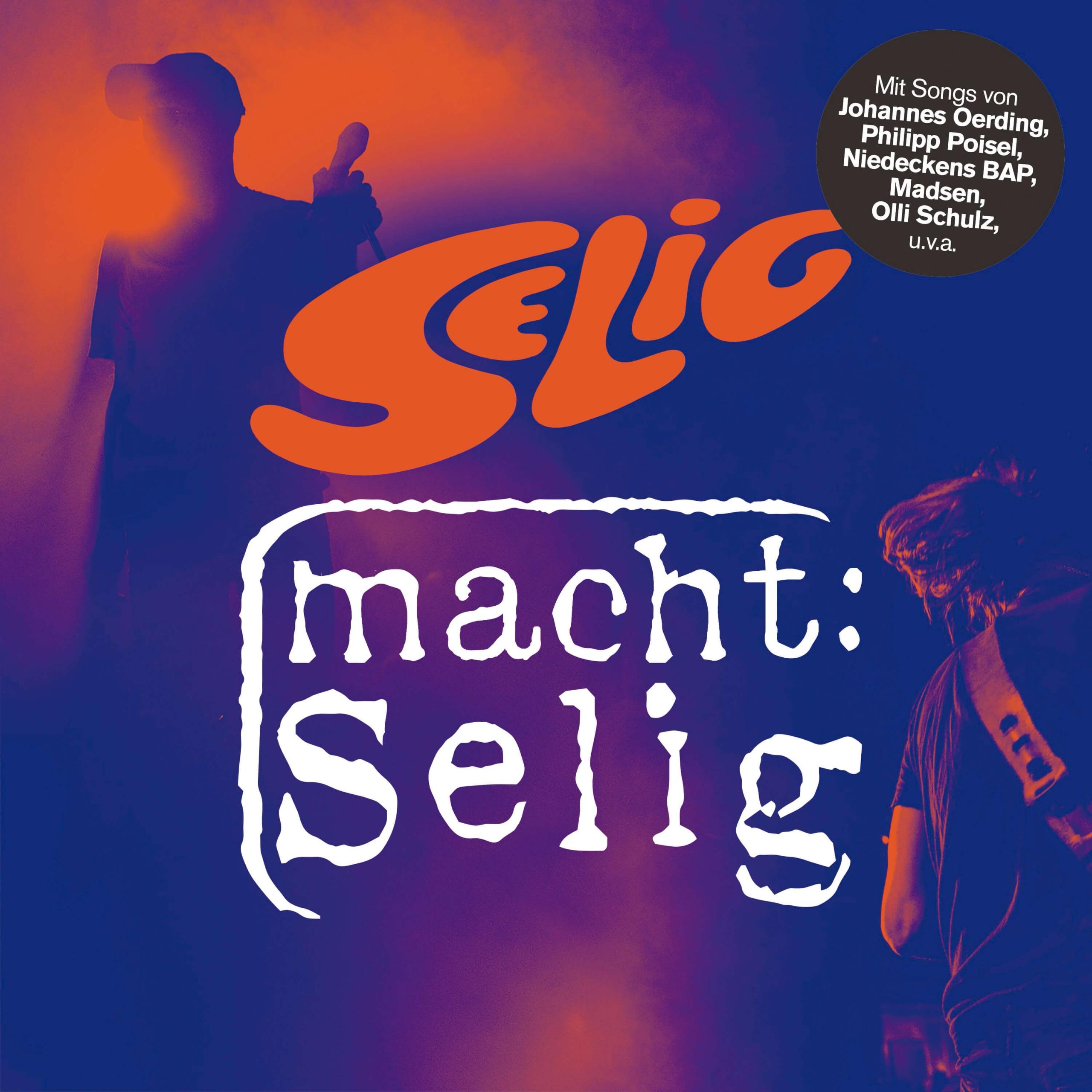 SELIG mach SELIG Album Artwork